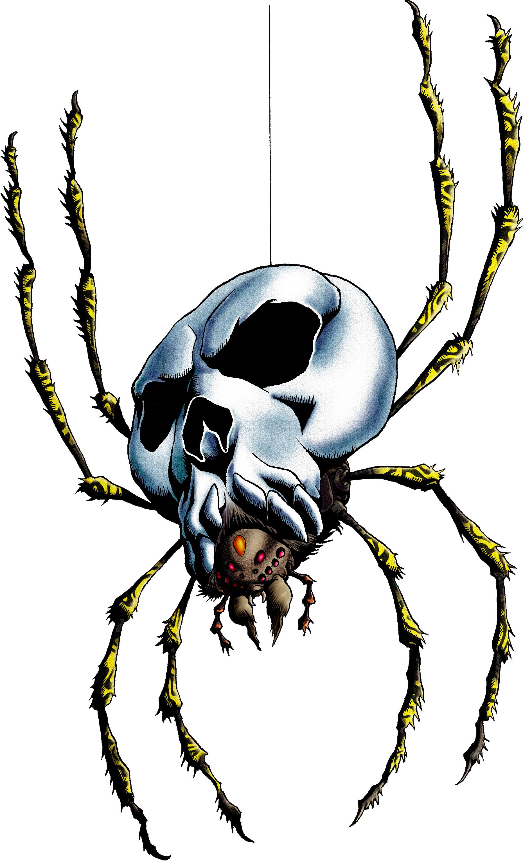 Big Skulltula Zeldapedia Fandom Powered By Wikia