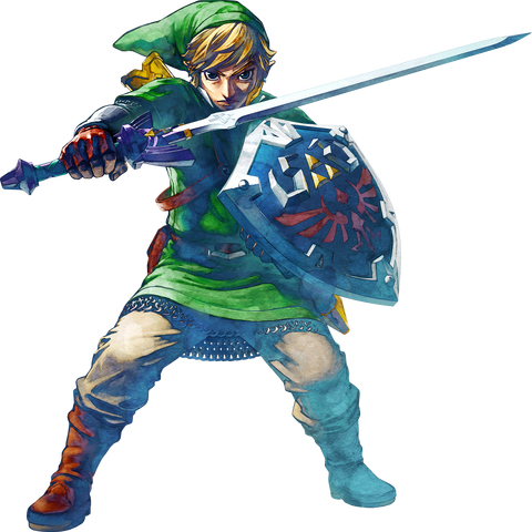 File:Link Artwork 4 (Skyward Sword).png