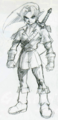 Majora's Mask Beta Adult Link (Concept Artwork).png