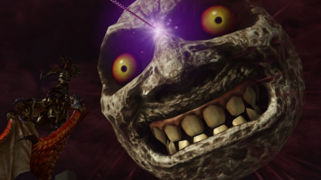 File:Hyrule Warriors The Shadow King The Moon of Impending Doom VS Twilit Dragon Argorok (Cutscene).png