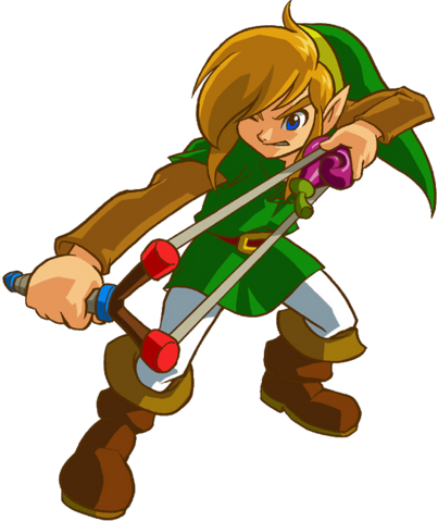File:Link with Slingshot.png