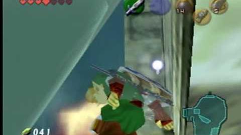 The Legend of Zelda: Ocarina of Time Glitches