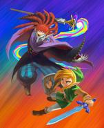 Link vs. Yuga