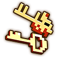 File:Hyrule Warriors Great Swords 8-Bit Magical Key (8-bit Great Swords).png