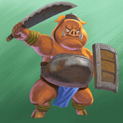 Moblin (A Link Between Worlds)