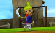 Hyrule Warriors Legends Tetra Pirate Leader Tetra (Battle Intro)