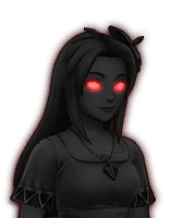 Hyrule Warriors Legends Marin Dark Marin (Dialog Box Portrait)