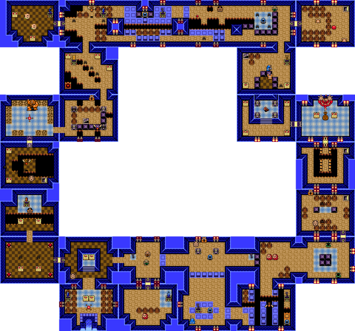 Bottle Grotto (map)