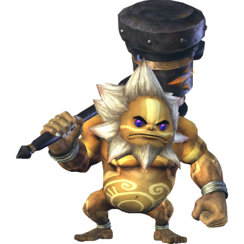 File:Hyrule Warriors Darunia Standard Outfit (Darbus Recolor - Twilight Princess DLC).png