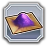 File:Hyrule Warriors Materials Manhandla's Toxic Dust (Silver Material drop).png