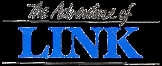 File:Zelda II - The Adventure of Link (logo).png