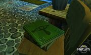 Ocarina of Time 3D Lakeside Laboratory - Book of Mudora 3D zlCfzTeBAo89CcIzJR
