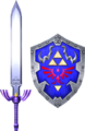 Master Sword and Hylian Shield (Soul Calibur II).png