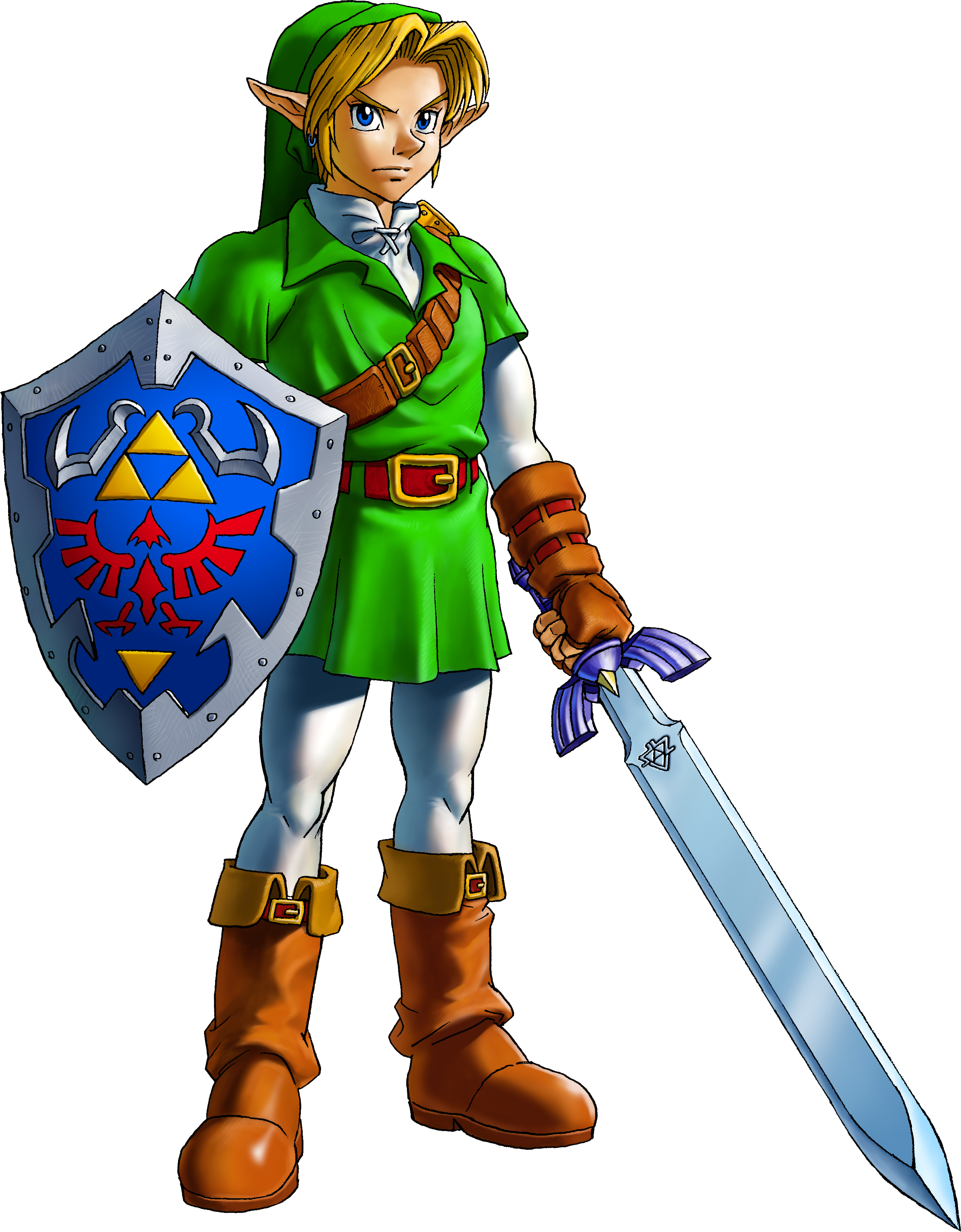 How tall is .... from Ocarina Of Time? - Classic Zelda - Zelda ...