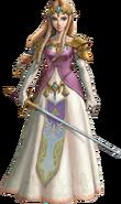 Twilight Princess HD Artwork Princess Zelda (Official Artwork)