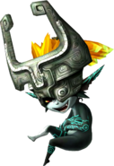 Midna Laughing