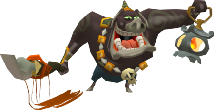 Fichier:Moblin (The Wind Waker).png
