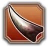 File:Hyrule Warriors Materials Dinolfos Fang (Bronze Material drop).png
