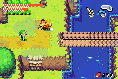 Gameplay (The Minish Cap)