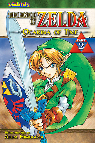 File:Ocarina of Time English Manga (Part 2).png