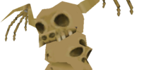 Skull Tower Idol