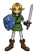 File:Link Artwork (Super Smash Bros.).png