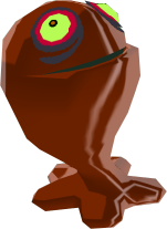 File:The Wind Waker ChuChu Red ChuChu (Render).png