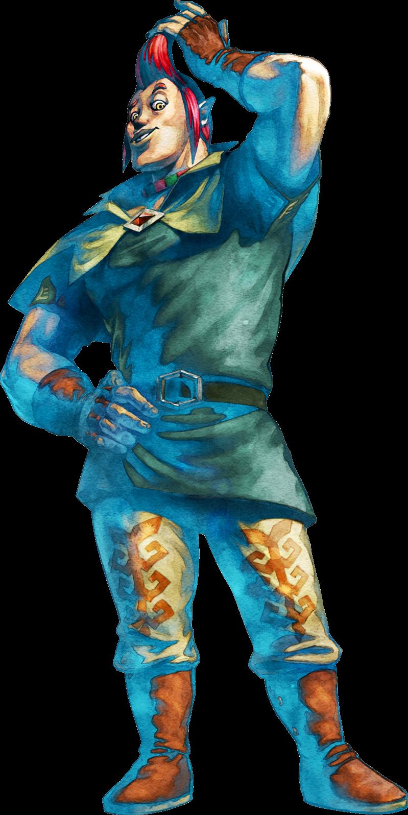 Groose Zeldapedia Fandom Powered By Wikia