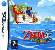 The Legend of Zelda - Phantom Hourglass (Europe)