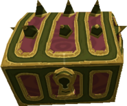 Spiked Treasure Chest (The Wind Waker)