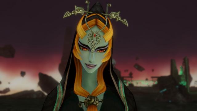 File:Hyrule Warriors Twili Midna Ruler of Twilight, Midna (Victory Cutscene).png