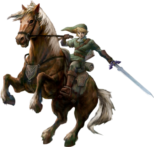 File:Link and Epona (Twilight Princess).png