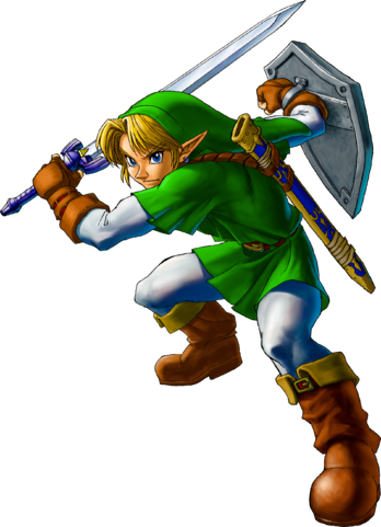 File:Link Artwork 2 (Ocarina of Time).png