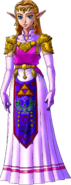 Adult Princess Zelda (Ocarina of Time)