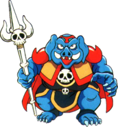 Ganon Artwork (A Link to the Past)