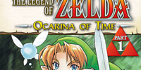 The Legend of Zelda series manga