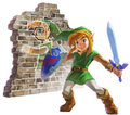 Link Artwork 2 (A Link Between Worlds).png