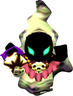 File:Big Poe (Ocarina of Time and Majora's Mask).png
