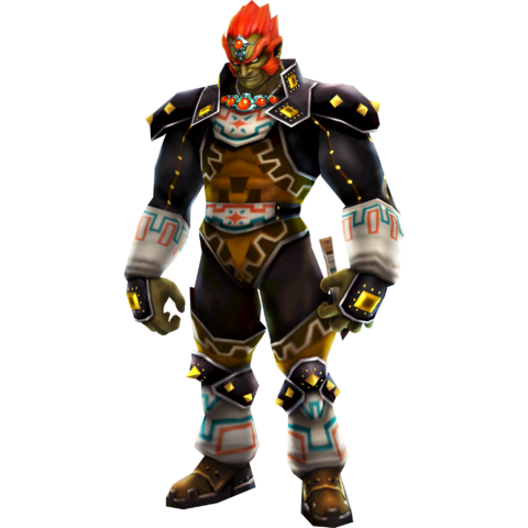 File:Ganondorf Ocarina of Time Costume (Hyrule Warriors).png