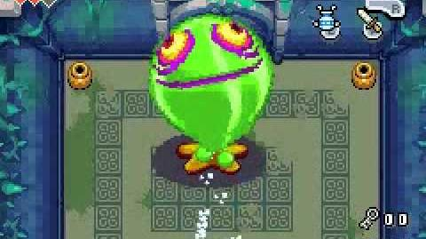 Big Green ChuChu (The Minish Cap)