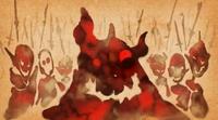 Skyward Sword Demon Tribe (Prologue Cutscene)