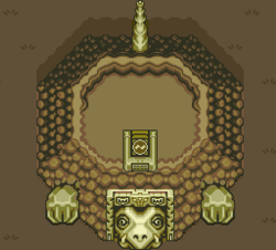 Turtle Rock (A Link to the Past)