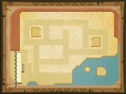 Sand Sanctuary Map