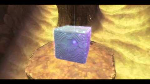 Skyward Sword Goddess Cubes Tutorial