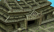 Temple of the Ocean King Entrance