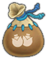 Medium Bomb Bag (Skyward Sword)