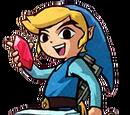 The Legend of Zelda: Four Swords characters