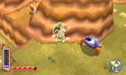 Gameplay (A Link Between Worlds)