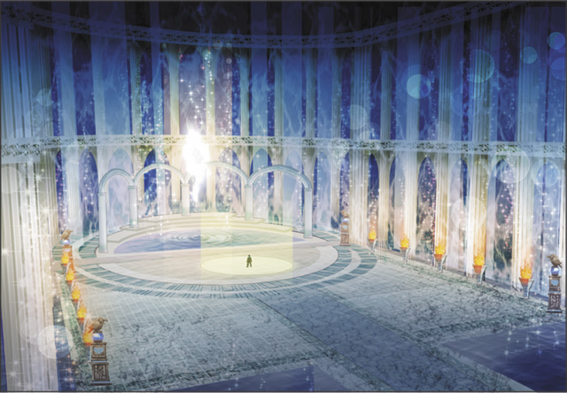 File:Hyrule Warriors Locations Hyrule Field - Fairy Fountain (Concept Art).png