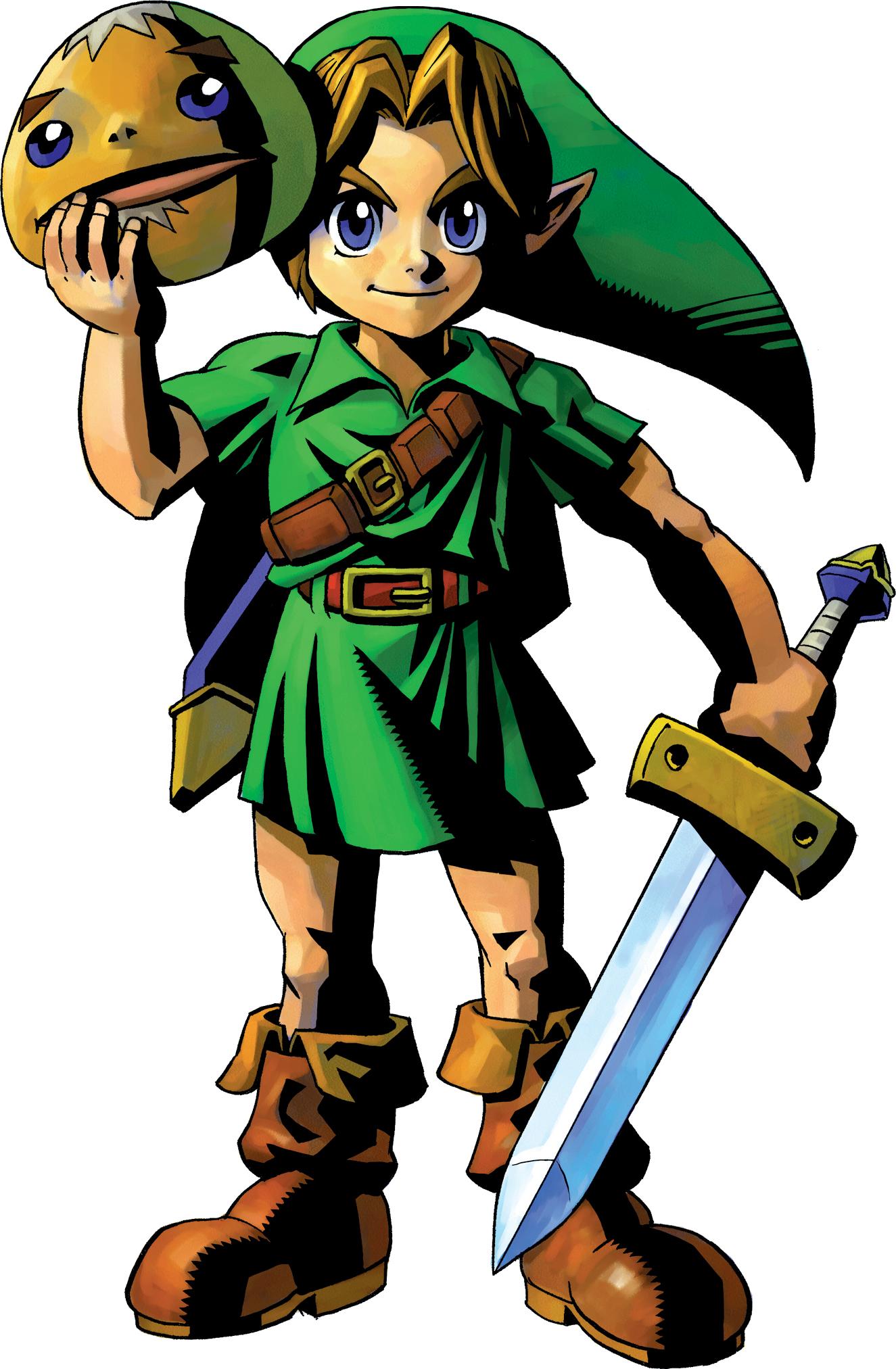 Image result for link majora's mask